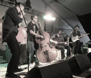 TheGuitarCases at the National Folk Festival