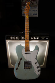 Telecaster and Tone King amp